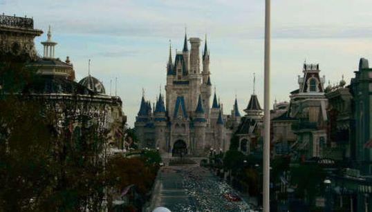 FOTOS: Veja como seriam os parques da Disney se estivessem