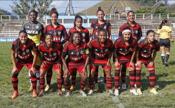 Campeonato Brasileiro feminino terá Flamengo, Corinthians, Santos e Vasco em