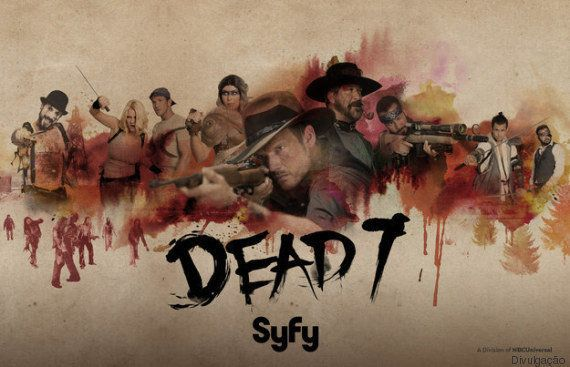 Integrantes dos Backstreet Boys e 'N Sync estrelam 'Dead 7', telefilme sobre zumbis