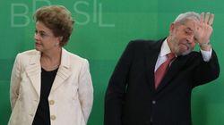 Ministro interrompido: O quase presidente Lula ainda não está
