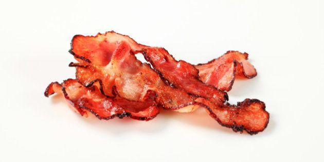 AGORA VAI! Cientistas descobrem alga que tem gosto de bacon e faz