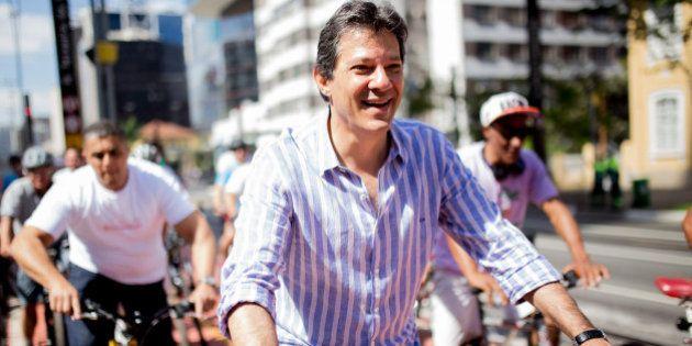 Para 'Wall Street Journal', prefeito Fernando Haddad é 'visionário em políticas