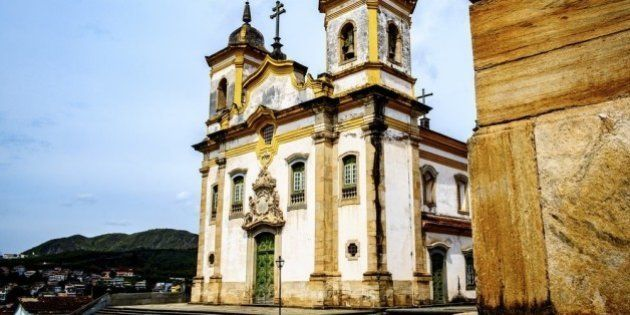Mariana: uma cidade turística sem