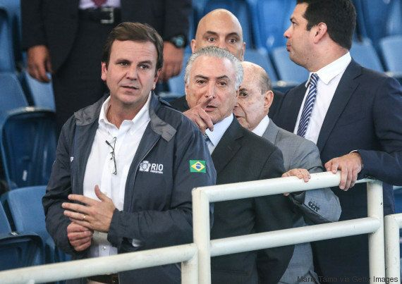 Às vésperas da Olimpíada, governo Temer tenta se descolar da calamidade pública no Rio de