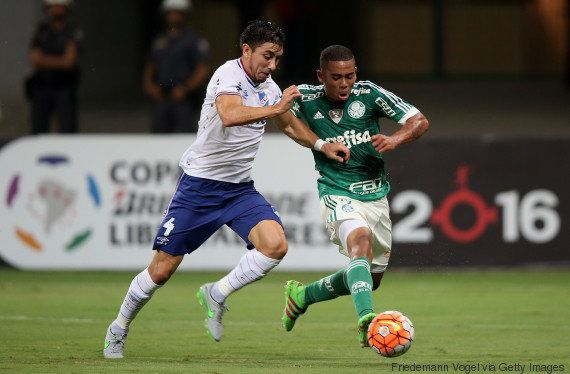 Gabriel Jesus, do Palmeiras, é o mais novo alvo do racismo no futebol. Até quando isso vai