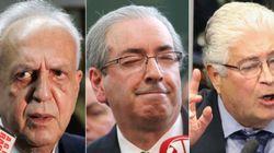 Fundadores do PMDB defendem saída de Cunha da presidência da