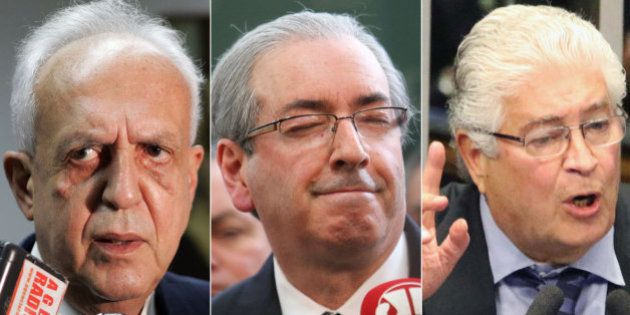 Opositores e fundadores do PMDB apontam para saída de Eduardo Cunha do comando da