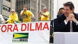 Carros de som de ato contra Dilma em SP recebem mais de R$ 1 mil em