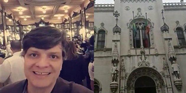Ep2: Nick Ellis em um tour pelo Centro do Rio de