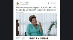 Esses 16 tweets sobre a PF na casa de Cunha são a prova que a internet não perde a