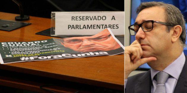 Defesa de Cunha considera que buscas da PF na casa de deputado 'ajuda' no Conselho de
