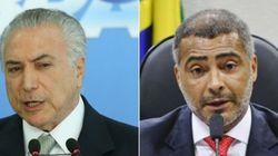 Temer troca secretário de Pessoas com Deficiência para Romário votar por