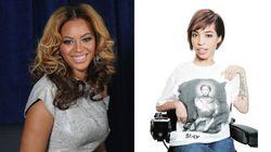 Arrasou! Beyoncé chama modelo com distrofia muscular para campanha de sua