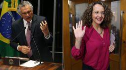 DEM e PSol juntos? Caiado 'adota' ideia de Luciana