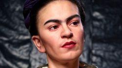 Este artista criou a escultura mais realista de Frida Kahlo que você já