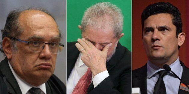 Gilmar Mendes suspende a posse de Lula; processo volta ao juiz Sérgio
