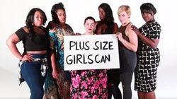 Empoderadas! Mulheres gordas mostram que podem usar e fazer TUDO que