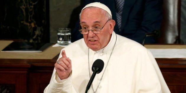 Papa pede a Congresso dos EUA que rejeite 'hostilidade' sobre