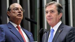 Contra impeachment, Maluf e Collor engrossam defesa de Dilma no