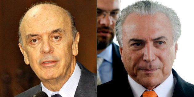 Aliança pré-impeachment: Serra e Temer negociam pacto para governo após queda de