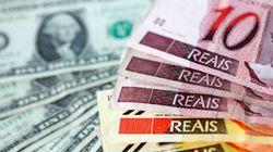 Após renovar máxima diante do Real, dólar desaba e fecha abaixo dos R$