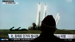 Coreia do Norte dispara mísseis de curto alcance no mar e renova tensões na
