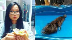 FOTOS: Jiang, do MasterChef, corta cabelo curtinho e doa fios para
