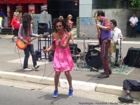 Quer encontrar um músico de rua de São Paulo? Existe um projeto que ajuda
