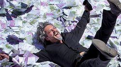 Os 20 mais ricos do Brasil têm tanto dinheiro quanto 17 milhões da classe