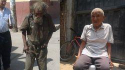 FOTOS: Comunidade se une para mudar o visual (e a vida) deste morador de