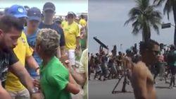 Dois vídeos e 7 frases que mostram o pior lado do ato contra Dilma no Rio