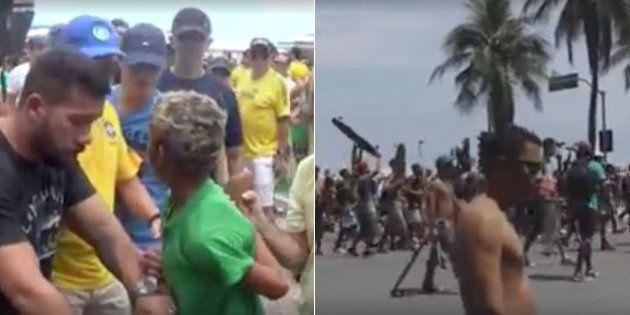 Dois vídeos e as 7 frases que mostram o lado mais reacionário do ato contra Dilma no Rio