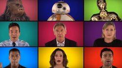 ASSISTA: Este pot-pourri de músicas do 'Star Wars' acapella é uma injeção de bom