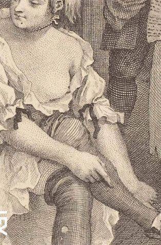 Daniel Defoe retrata a situação feminina em Moll