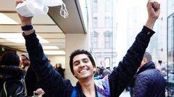 'Zerei a vida': Brasileiro é a primeira pessoa do mundo a comprar iPhone