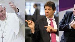 A convite do Papa, Haddad e Paes falam sobre sustentabilidade no
