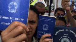 Brasil fechou quase 1 milhão de vagas de emprego em um