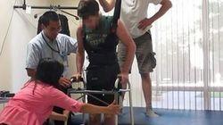 Cientistas fazem paraplégico voltar a andar com as próprias