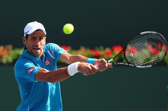 Djokovic quer homens ganhando mais que mulheres no tênis: 'Tem mais espectadores nos jogos