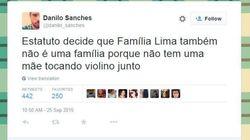 19 tuítes que mostram como ficamos confusos com a definição da ~família