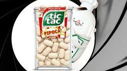 Lançaram o Tic Tac sabor pipoca (e as pessoas estão confusas com