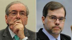 Cunha defende derrubar veto a doações