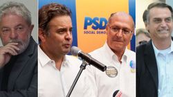 PESQUISA: Bolsonaro tem 5% em cenários que mostram derrotas de Lula para