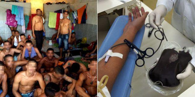 Doação de sangue para reduzir pena de preso gera polêmica na CCJ e vai à CAS do
