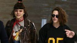Sem medo de ser feliz: Kristen Stewart e Soko estão em clima de romance