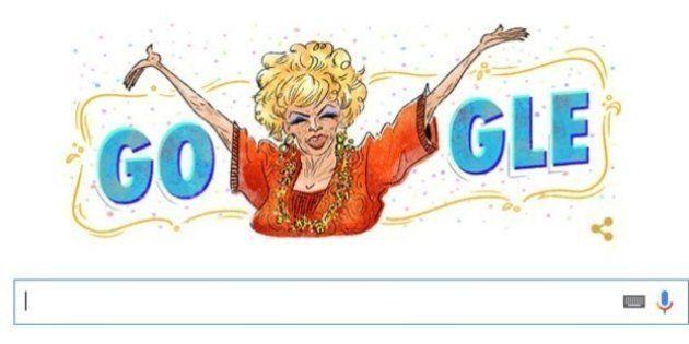Dercy Gonçalves ganha homenagem do Google no dia em que faria 109 anos
