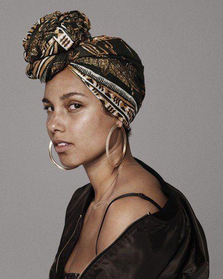 Alicia Keys e a hora de se descobrir