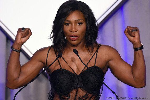 Atleta do ano, Serena Williams destrói críticas ao seu corpo: 'Sou diferente. Sou mais