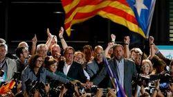 Eleições na Catalunha: Partidos separatistas conquistam maioria no