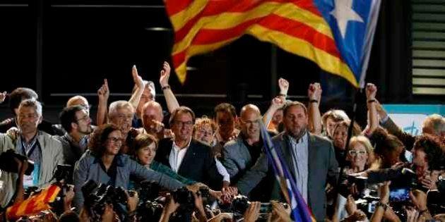 Partidos separatistas da Catalunha conquistam controle regional do